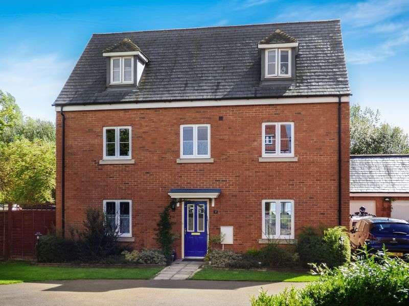 5 Bedrooms Detached House for sale in Cygnet Way, Trowbridge
