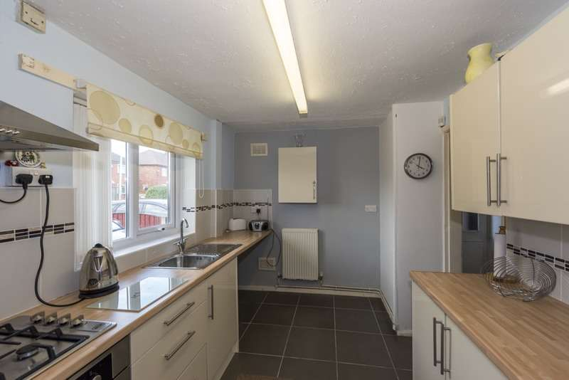 3 Bedrooms Semi Detached House for sale in Seel Road, Liverpool, Merseyside, L36