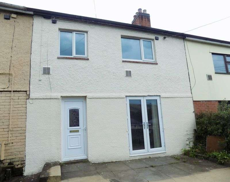 3 Bedrooms Terraced House for sale in Mountain View, Caerphilly