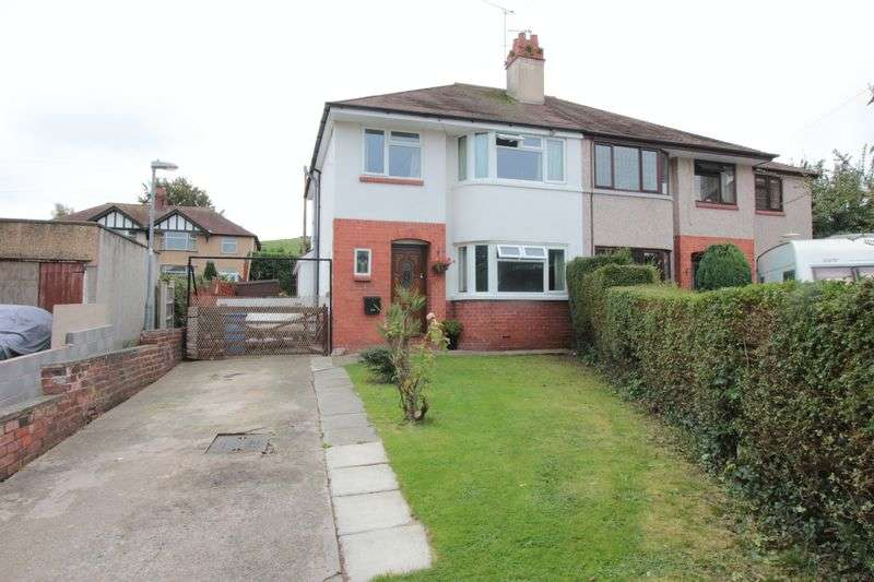 3 Bedrooms Semi Detached House for sale in Queensway, Prestatyn