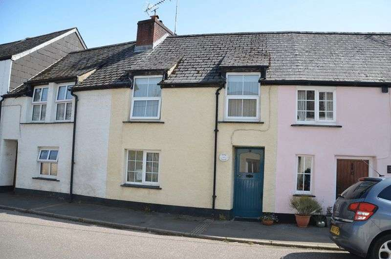1 Bedroom Cottage House for sale in Fore Street, Bridestowe, Okehampton