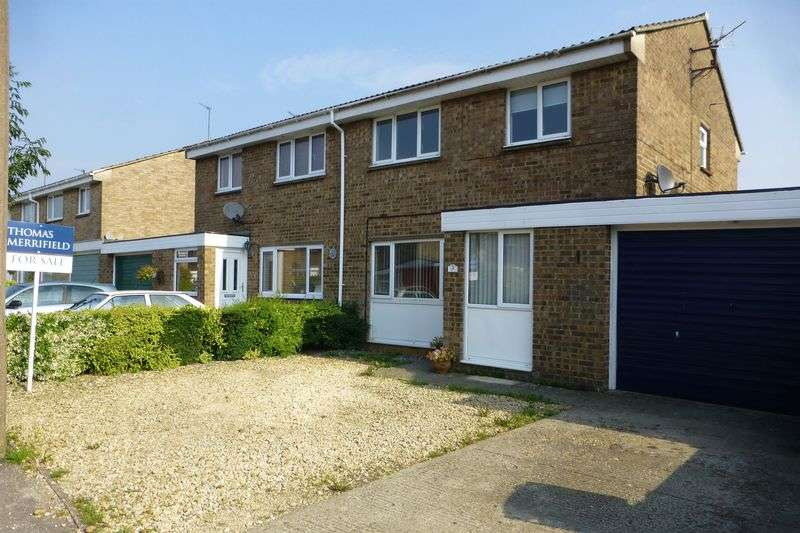 3 Bedrooms Semi Detached House for sale in Bristol Road, Bicester