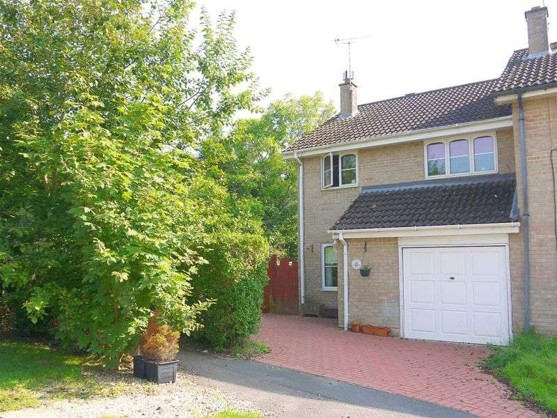 3 Bedrooms Semi Detached House for sale in Mildmay Close, Swindon