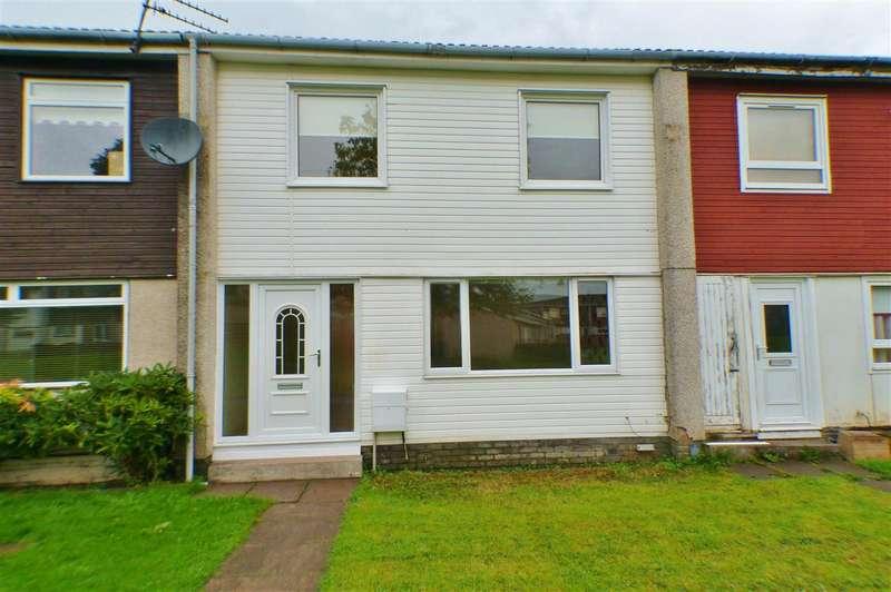 3 Bedrooms Terraced House for sale in Mallard Terrace, Greenhills, EAST KILBRIDE