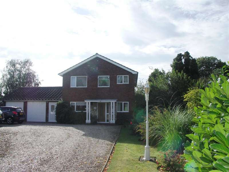 4 Bedrooms House for sale in North Walsham, Norfolk, NR28