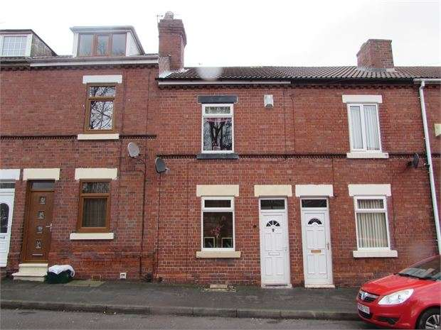 3 Bedrooms Terraced House for sale in March Street, Conisbrough, DN12 2LY