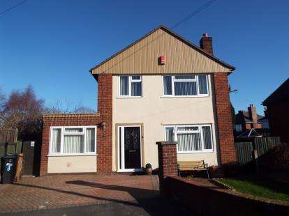 3 Bedrooms Detached House for sale in Rectory Close, Flint, Flintshire, CH6