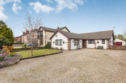 4 Bedrooms Bungalow for sale in High Street, Bagillt, Flintshire, Rose View, CH6