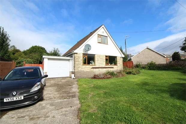 3 Bedrooms Detached House for sale in Lodge Road, Talywain, Pontypool