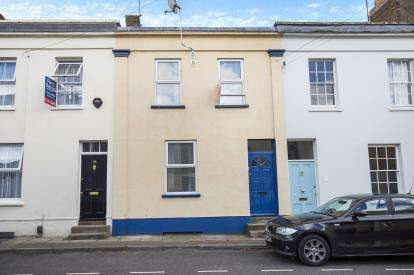 3 Bedrooms Terraced House for sale in Portland Square, Cheltenham, Gloucestershire, Uk
