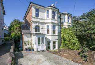 5 Bedrooms Semi Detached House for sale in Upper Grosvenor Road, Tunbridge Wells, Kent