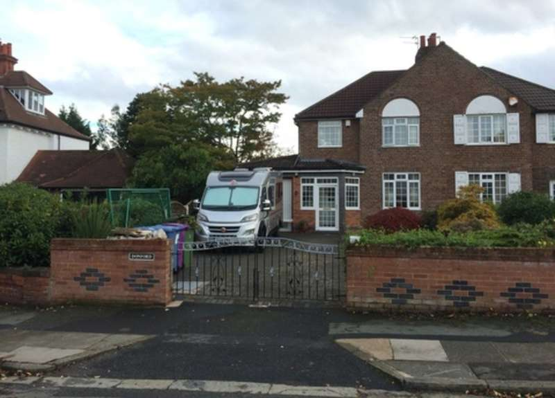 3 Bedrooms Semi Detached House for sale in Orient Drive, Woolton, Liverpool, L25 5NZ