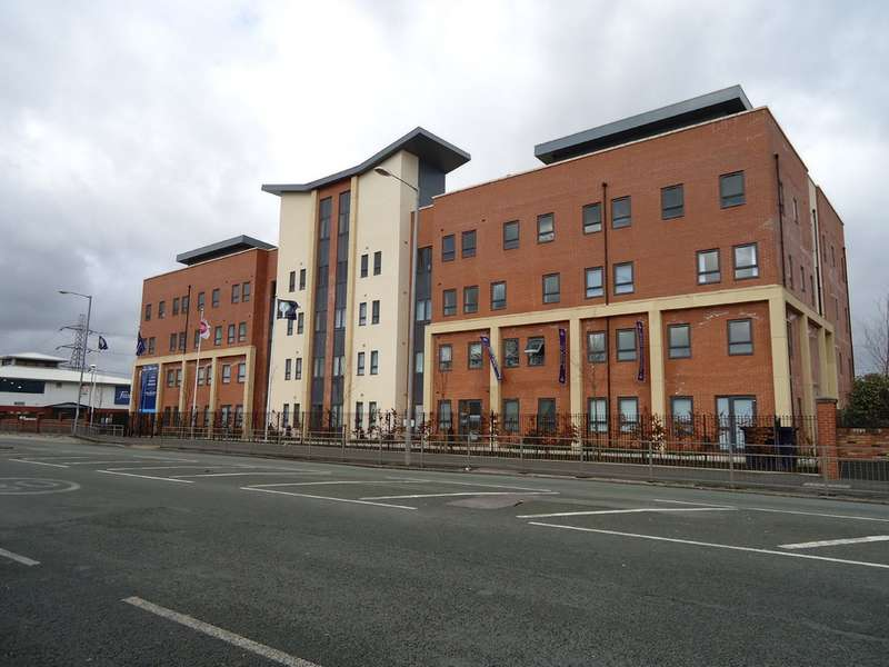1 Bedroom Flat for sale in Apt 3, East Gate, Victoria Avenue East, Blackley, M9