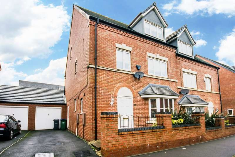 6 Bedrooms Semi Detached House for sale in Barrett Street, Smethwick