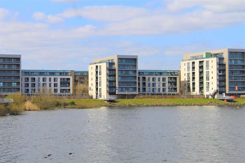 2 Bedrooms Property for sale in Prospect Place, Ferry Court, Cardiff Bay