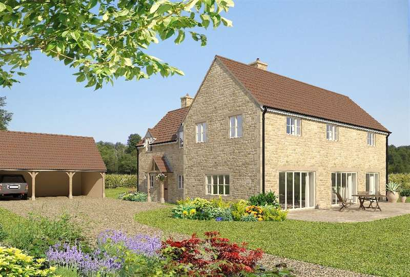 5 Bedrooms Detached House for sale in Moor Lane, Charlton, Malmesbury, Wiltshire