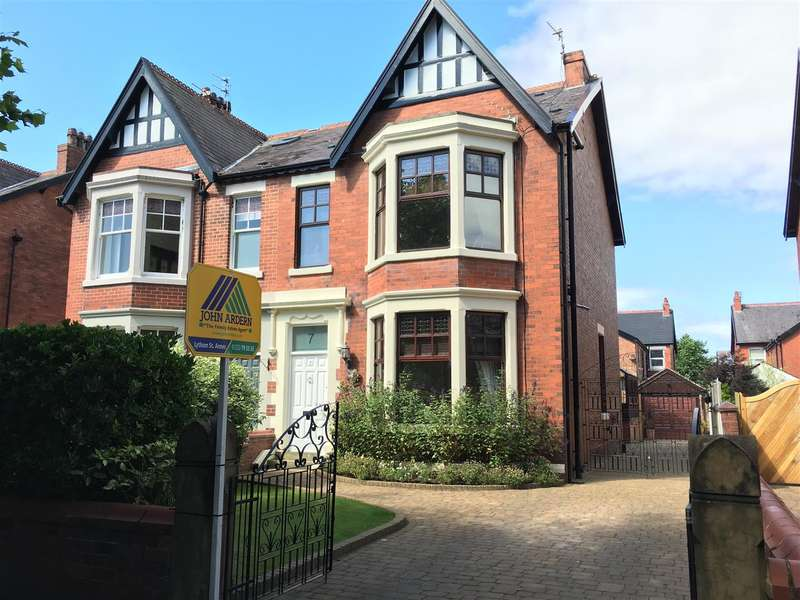 5 Bedrooms Property for sale in West Bank Avenue, Lytham