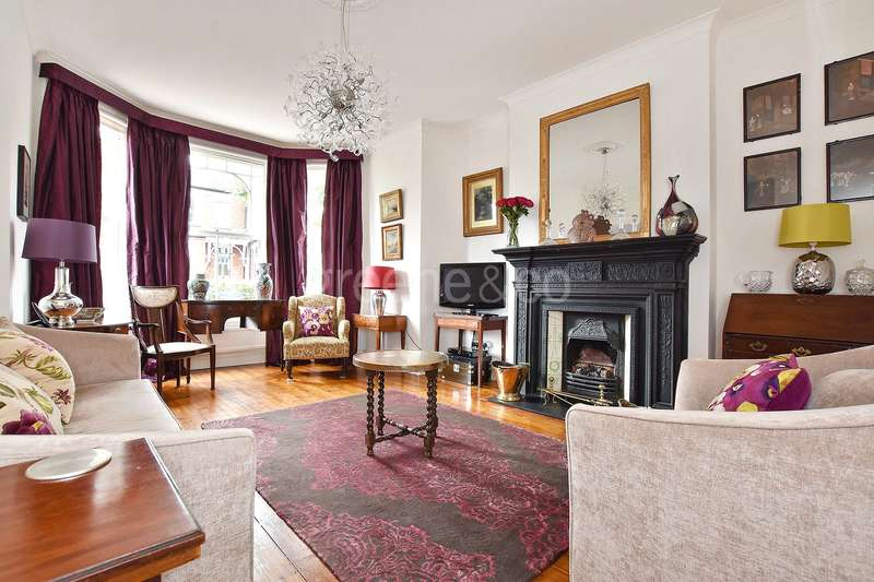 2 Bedrooms Flat for sale in Oakfield Road, London, N4