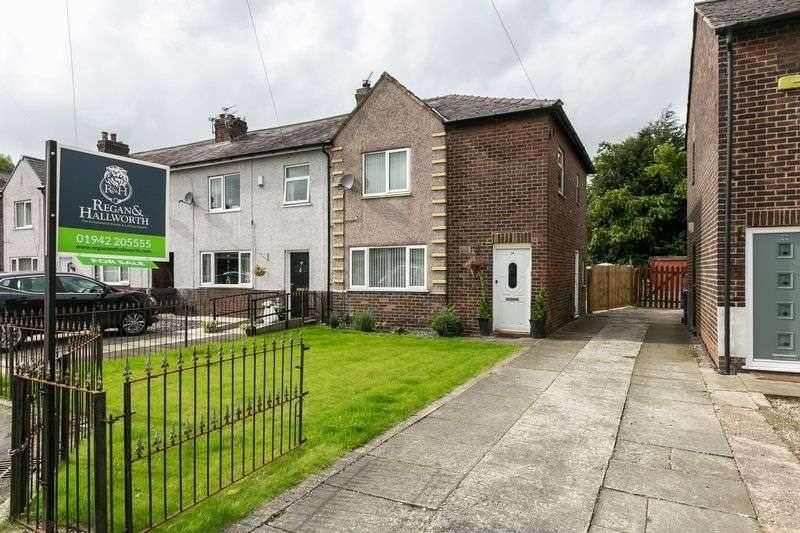 3 Bedrooms Terraced House for sale in Linden Avenue, Orrell, WN5 8RY