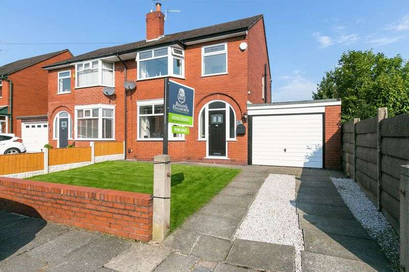 3 Bedrooms Semi Detached House for sale in Collisdene Road, Orrell, WN5 8RL