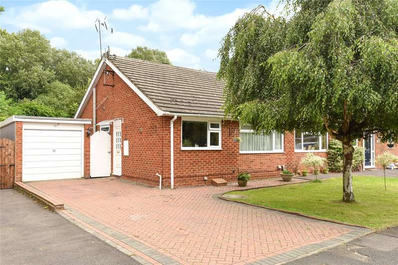 2 Bedrooms Bungalow for sale in Somersby Crescent, Maidenhead, Berkshire, SL6