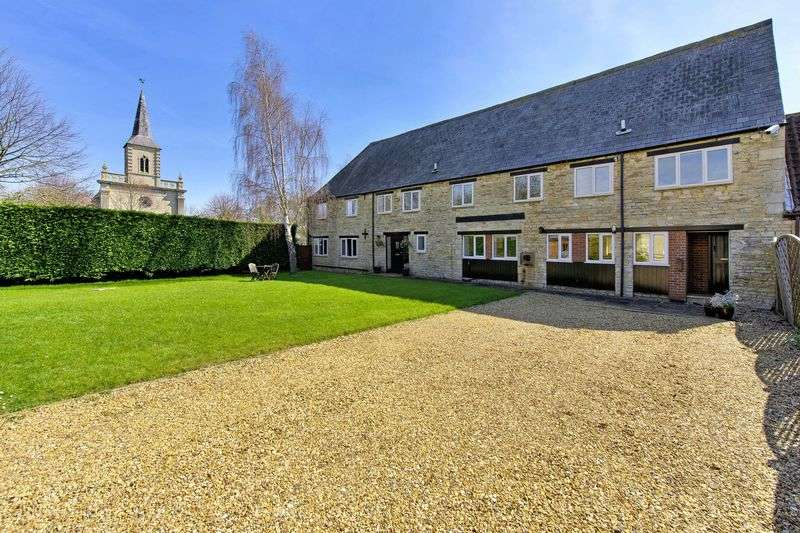 5 Bedrooms Semi Detached House for sale in Wilsthorpe, Stamford, Lincolnshire