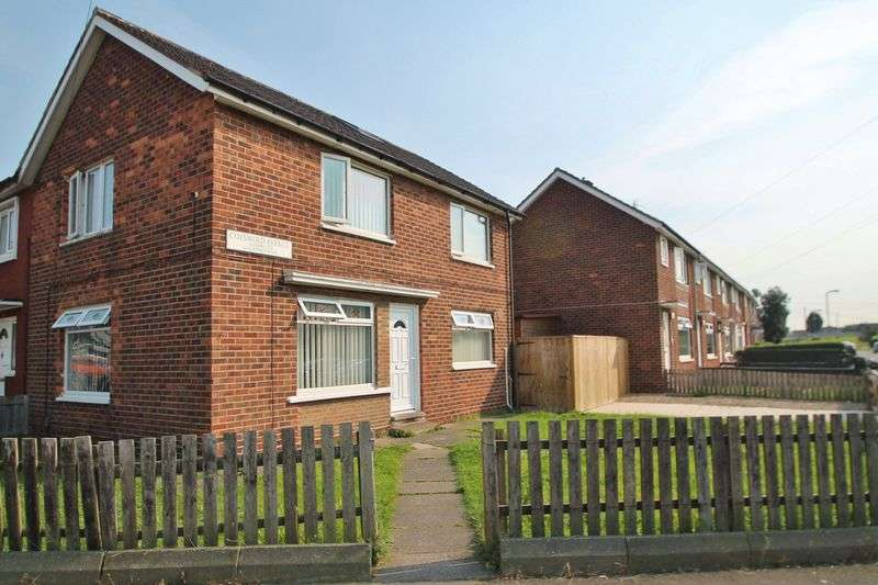 3 Bedrooms Semi Detached House for sale in Cotswold Avenue, Pallister Park