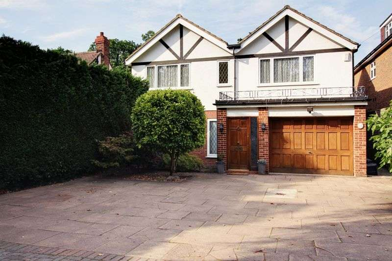 4 Bedrooms Detached House for sale in The Birches, Cuffley Hill