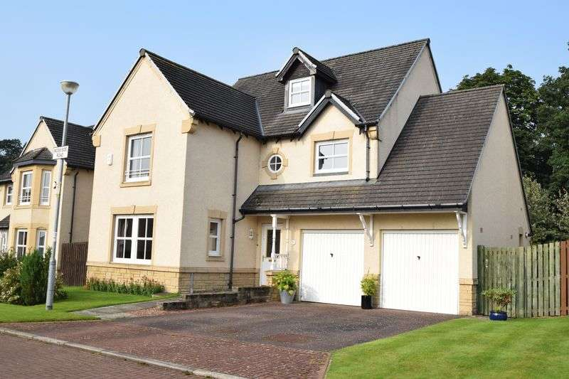 5 Bedrooms Detached House for sale in 11 Moss Side Road, Biggar