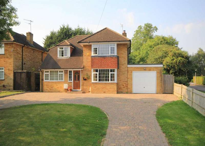 5 Bedrooms Detached House for sale in Green Lane, Hemel Hempstead