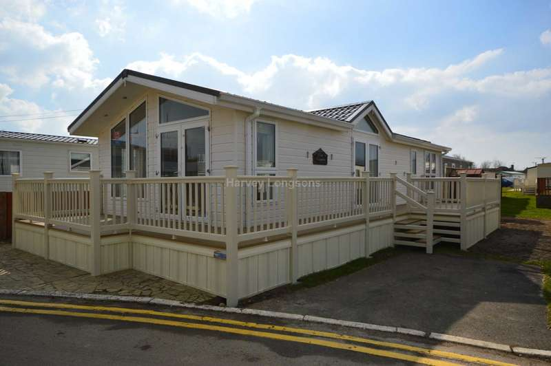 2 Bedrooms Lodge Character Property for sale in Winchelsea Sands Holiday Park, Pett Level Road, Winchelsea