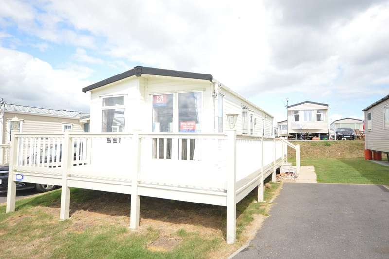 2 Bedrooms Caravan Mobile Home for sale in Harts Holiday Park, Leysdown Road, Leysdown On Sea, Isle Of Sheppey