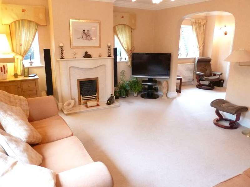 5 Bedrooms Detached House for sale in The Arbory, Plumpton Lane, Great Plumpton