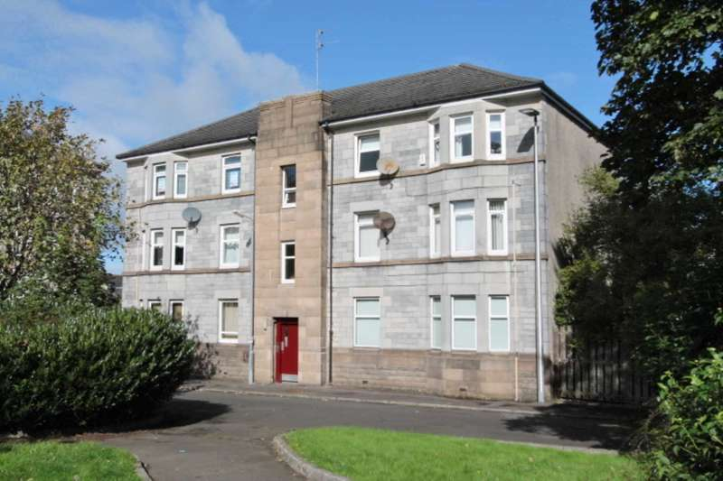 2 Bedrooms Flat for sale in Peockland Place, Johnstone