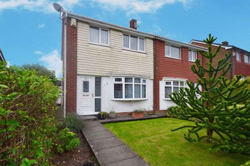 3 Bedrooms Semi Detached House for sale in Royal Avenue, Heywood