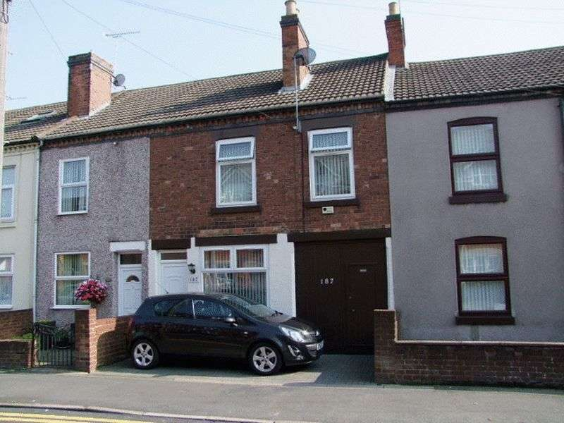 3 Bedrooms Terraced House for sale in Shobnall Street, Burton