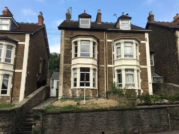 4 Bedrooms Semi Detached House for sale in Butts Hill, Frome