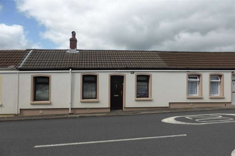 Terraced House for sale in 14 Church Road, Seven Sisters, Neath