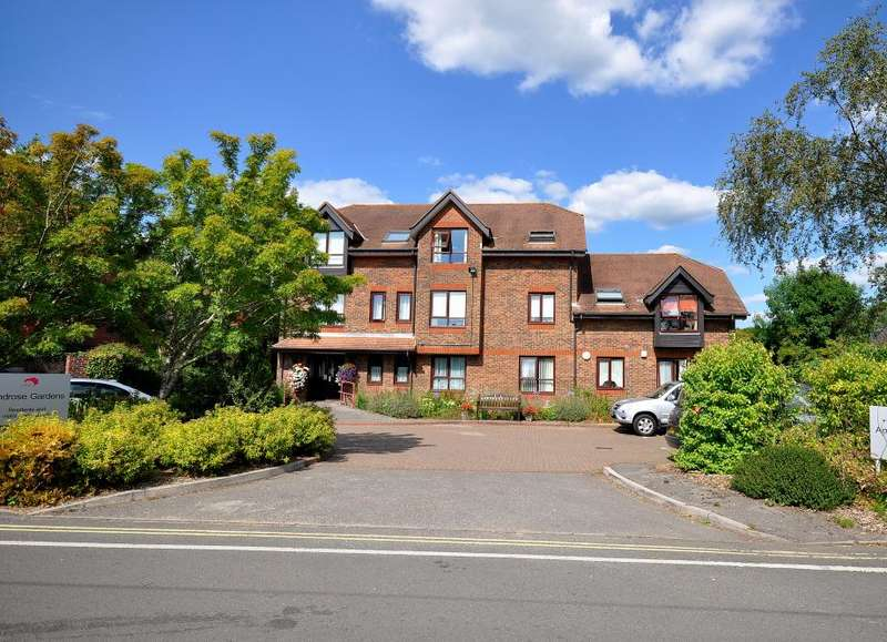 1 Bedroom Apartment Flat for sale in Androse Gardens, Ringwood, BH24 1EG