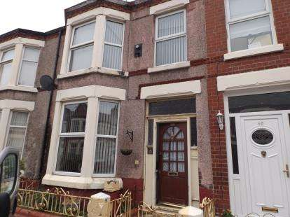 3 Bedrooms Terraced House for sale in Tynville Road, Walton, Liverpool, Merseyside, L9