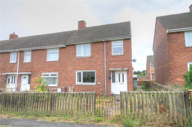 3 Bedrooms End Of Terrace House for sale in Wolsingham Terrace, Annfield Plain, Stanley, DH9
