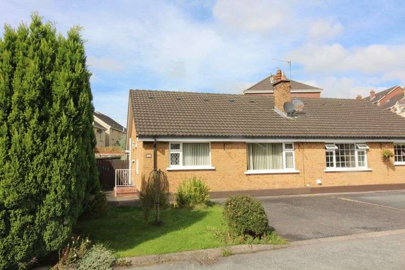 3 Bedrooms Semi Detached House for sale in Drumcashel Court, Newry