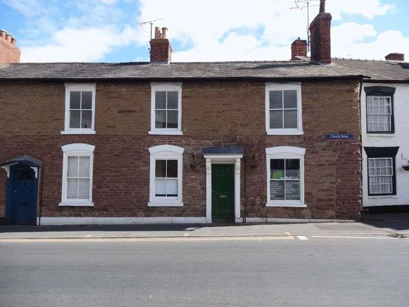 4 Bedrooms Terraced House for sale in Church Street, Bromyard