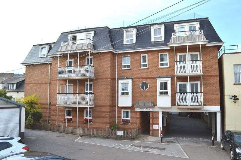 2 Bedrooms Flat for sale in Market Place, Sidmouth