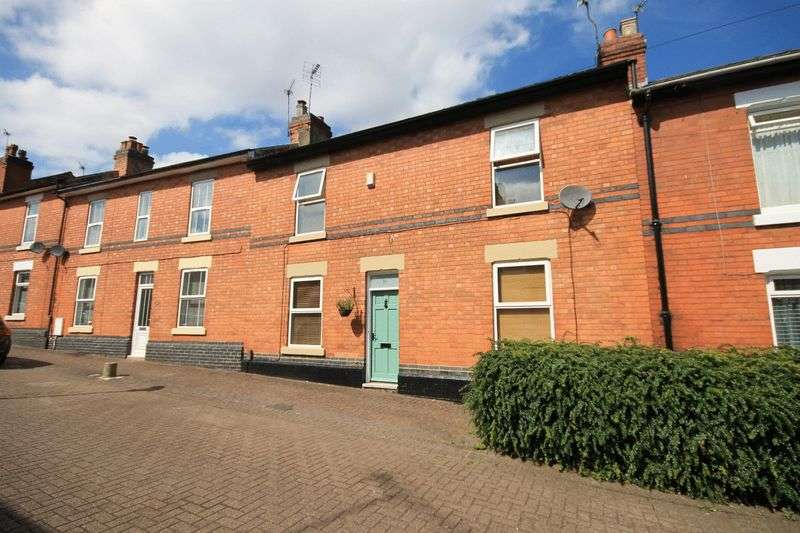 2 Bedrooms Terraced House for sale in OLIVE STREET, DERBY