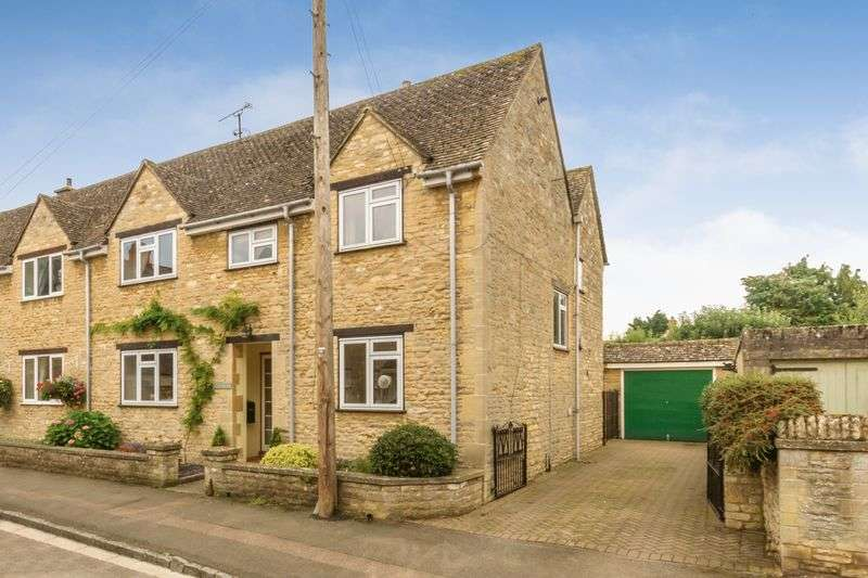 4 Bedrooms Semi Detached House for sale in Church Street, Bampton