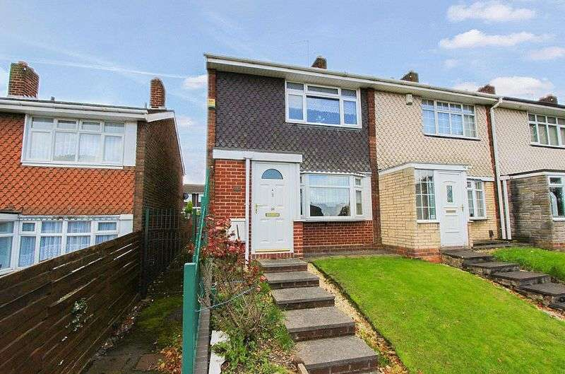 3 Bedrooms House for sale in Stoney Lane, Bloxwich Walsall