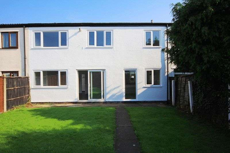 3 Bedrooms Terraced House for sale in Lumley Walk, Hale Village, Liverpool, L24