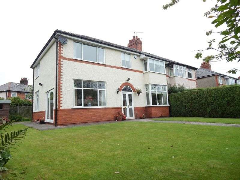 5 Bedrooms Semi Detached House for sale in Linton Grove, Penwortham, Preston