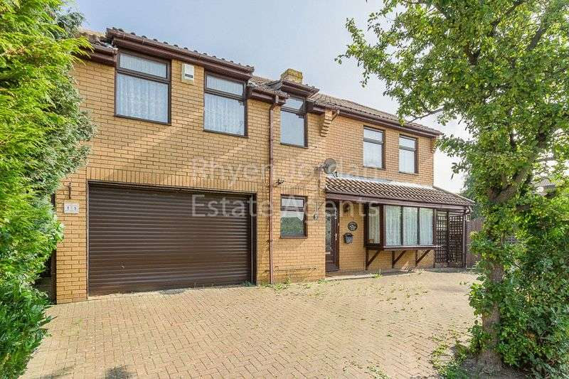 4 Bedrooms Detached House for sale in Illingworth Place, Milton Keynes